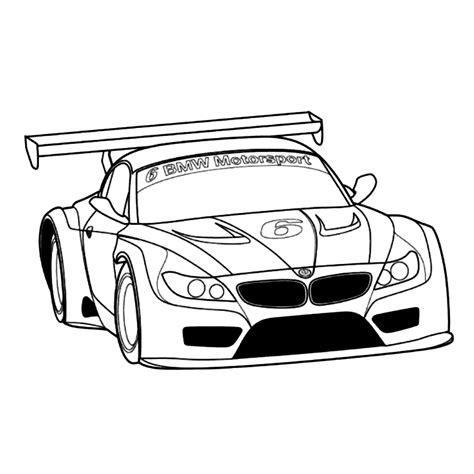 Kleurplaat Auto by Leuk Voor Bmw Z4 Sport