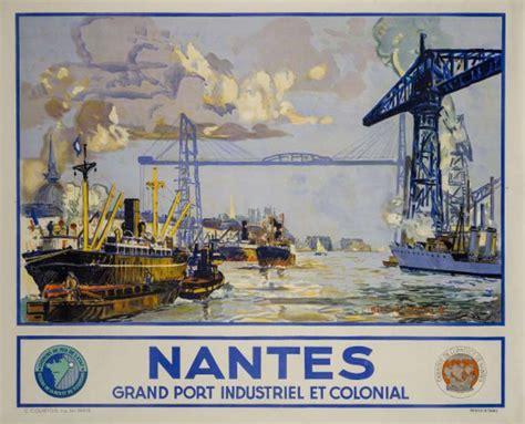 chambre commerce nantes nantes grand port industriel et colonial chambre de