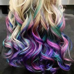 Pravana VIVIDS Silver Pink and Violet Hair