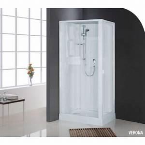 Cabine De Douche Intégrale 80x80 : cabine de douche int grale verona vente cabine de douche robinet and co ~ Dallasstarsshop.com Idées de Décoration