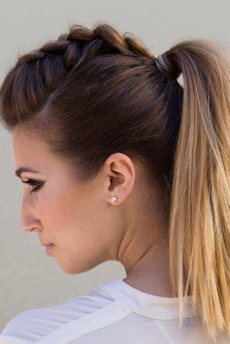stylish hairstyles  shoulder length hair
