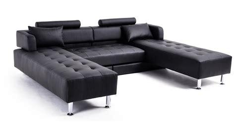 deco canape noir idee deco canape cuir noir ciabiz com