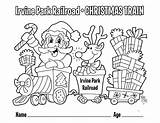 Coloring Pages Park Christmas Water Caboose Railroad Irvine Jericho Train Joshua Children Printable Grade 4th Easter Moon Walls Getcolorings Irvineparkrailroad sketch template