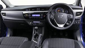 Toyota Corolla 6 Speed Manual Transmission