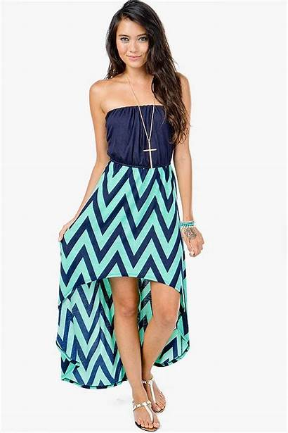 Strapless Dresses Summer Casual Simple Easy Silhouette