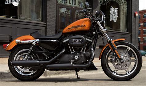 2015 Harley-davidson 883 Roadster Review
