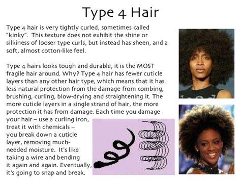 Type 4 Hair Type 4