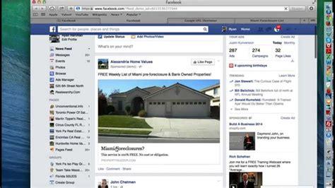 Setup A Facebook Newsfeed Ad Campaign