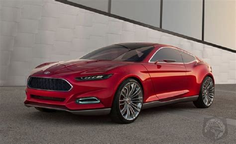 Ford Cancels 2020 Fusion Redesign