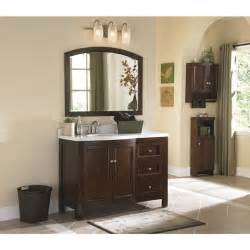 allen roth moravia undermount single sink bathroom vanity wit