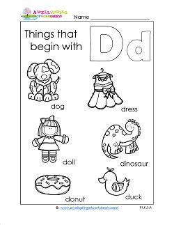 worksheets  subject letter worksheets  preschool