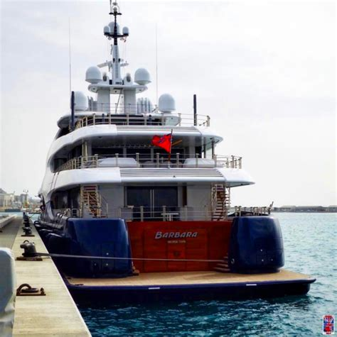 Yacht Barbara by Sailing Yachts Luxury Yacht Charter Superyacht News
