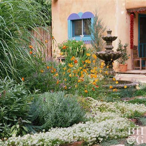 drought resistant garden drought tolerant garden plan