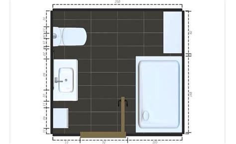 15 free sle bathroom floor plans small to large