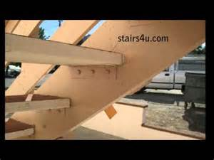 Build A Deer Stand by Building Stairs Without Stringers Yahoo Answers