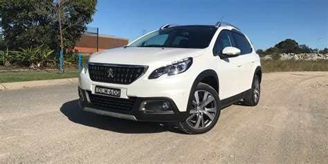 peugeot cars reviews 2017 peugeot 2008 allure review caradvice