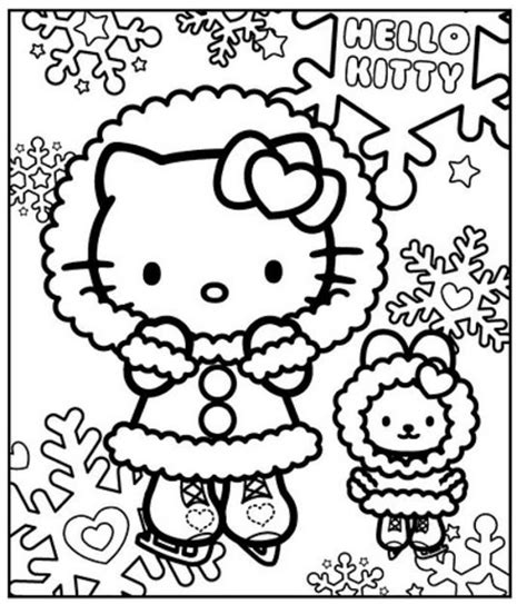 Free Hello Kitty Coloring Pages Photograph Hello Kitty