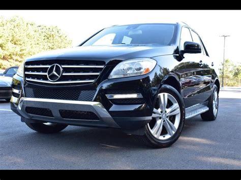 2012 mercedes benz m class photos and info ndash news. Used 2012 Mercedes-Benz M-Class ML350 4MATIC for Sale in Duluth GA 30096 World Auto