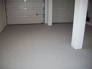 Resine Sol Garage : rev tement de sol int rieur en r sine garage ~ Dode.kayakingforconservation.com Idées de Décoration