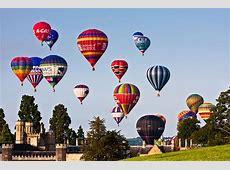 Bristol Balloon Fiesta BUHABS Bristol University Hot
