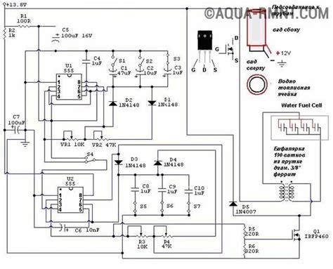 Как самому сделать водородный генератор