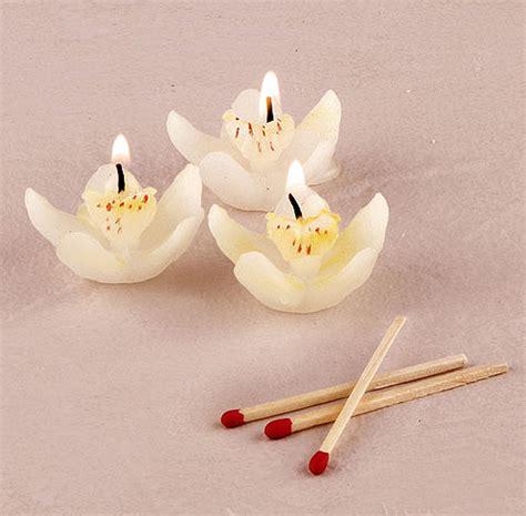 bougie de pas cher mini bougies orchid 233 es mariage x28 bougies mariage