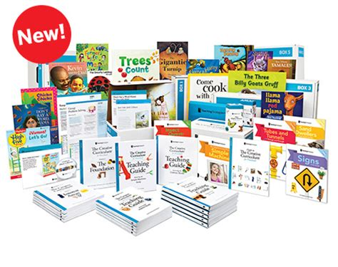 teaching strategies llc the creative curriculum 174 for 251 | product 2131