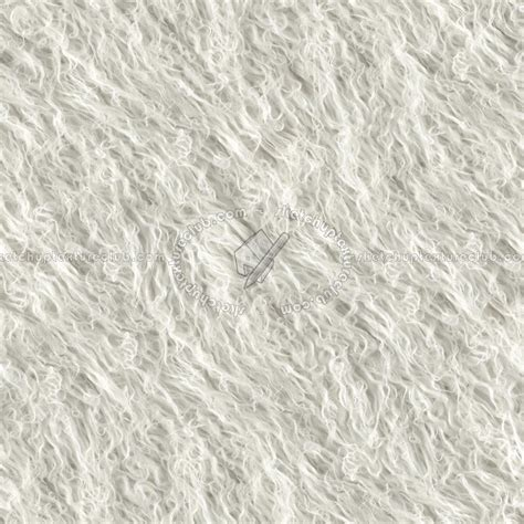 black and green rug alpaca fur texture seamless 09557