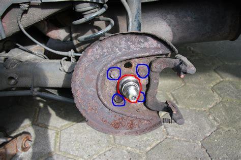 radlager golf 4 radlagerschale schrauben achszapfen anleitung f 252 r 180 s ankerblech radlager radnabe abs sensor