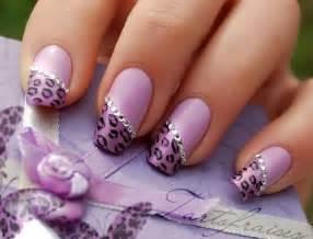 Wild leopard print nail designs for pretty