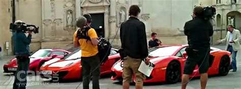 Top Gear In Italy With Aventador, Mclaren Mp4-12c & Noble M600