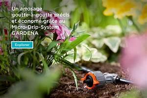 Calcul Arrosage Goutte à Goutte : arrosage goutte goutte gardena microdrips ~ Melissatoandfro.com Idées de Décoration
