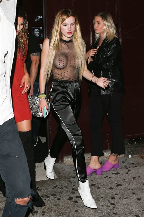 Bella Thorne Braless 31 Photos Videos Thefappening