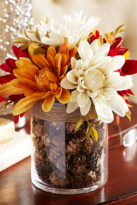 fall centerpieces 81 cool fall table decorating ideas shelterness