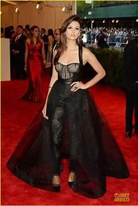 Shop Style CelebrityNina Dobrev Attended the 2013 Met Gala ...