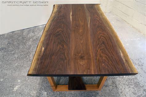 black walnut table top custom solid hardwood table tops live edge slabs