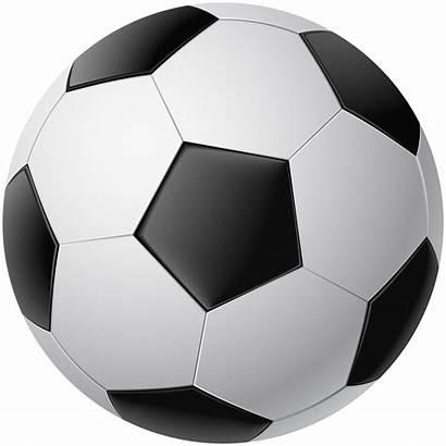 Soccer Ball Bola Clip Futebol Football Clipart