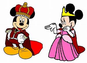 Mickey Und Minnie Mouse : prince mickey and princess minnie by kingleonlionheart on deviantart ~ Eleganceandgraceweddings.com Haus und Dekorationen