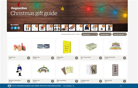 guardian gift guide 2015 hole in my pocket