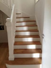 Peindre Un Escalier En Blanc peindre un escalier l atelier des couleurs