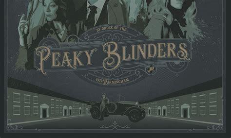 Peaky Blinders Poster – jasonpooley.co.uk