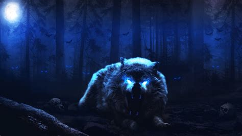 Beast Scary Wolf Wallpaper scary wolf wallpapers hd wallpapers id 27589