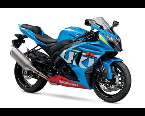 Suzuki Gsx-r1000 Superbike Is The Company's