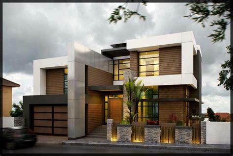 contemporary exterior of house design ideas design