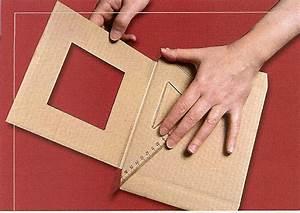 Fabriquer Un Personnage En Carton : tutoriel fabriquer un petit cadre oriental en carton ~ Zukunftsfamilie.com Idées de Décoration