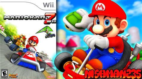 Mario Kart 7 Wii Mod All Cups 150cc Youtube