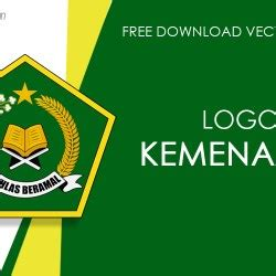 logo depag kemenag ri terbaru vector png hd gratis