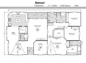 belmont fleetwood homes new mobile home model 464844