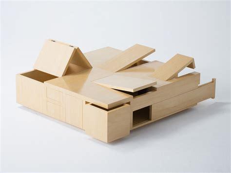 Kai Puzzle Box Table