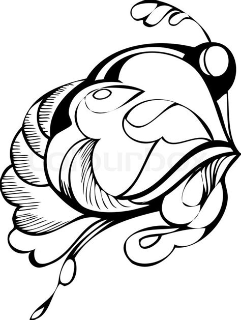 black and white graphic design a abstract graphic design in black and white stock
